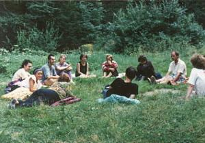 Summer Camp II psychoeducational VIII 1994 - Przesieka